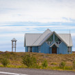 Rural House in East Iceland — Stock Photo #16199007