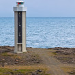 Lighthouse in East Iceland — Stockfoto