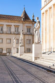 University of Coimbra, Portugal — Stock Photo