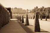 Schonbrunn Palace Park — Stockfoto