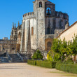 Convento de Christo Monastery, Tomar, Portugal — Stock Photo