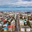 Capital of Iceland, Reykjavik, view — Stock Photo #23464364