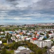 Capital of Iceland, Reykjavik, view — Stock Photo #23464472