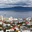 Capital of Iceland, Reykjavik, view — Stock Photo #23465444