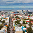 Capital of Iceland, Reykjavik, view — Stock Photo #23665623