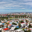 Capital of Iceland, Reykjavik, view — Stock Photo #23665625