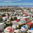 Capital of Iceland, Reykjavik, view — Stock Photo #23665627