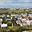 Capital of Iceland, Reykjavik, view — Stock Photo #24003283