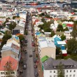 Capital of Iceland, Reykjavik, view — Stock Photo #24003387