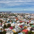 Capital of Iceland, Reykjavik, view — Stock Photo #24003407