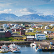 The town of Stykkisholmur, the western part of Iceland — Stock Photo #24495101