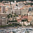 Stock Photo: Monaco Harbour, Monte Carlo, view