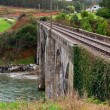 Old Rural Railroad Viaduct — Stock Photo