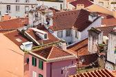 Vecchia città, porto, portogallo — Foto Stock