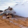 Geothermal Area Hverir, Iceland — Stock Photo