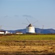 Portugal Rural Landscape with Old Windmill — Stock Photo #41536905