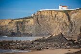 Western Portugal Ocean Coastline — Stock fotografie