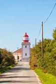 Lighthouse of Cabo Sardao, Portugal — Stock Photo