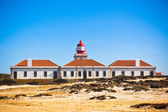 Lighthouse of Cabo Sardao, Portugal — Foto Stock