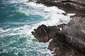 Western Portugal Ocean Coastline — Stock Photo
