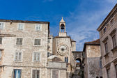 Diocletian Palace in Split, Croatia — Stock Photo