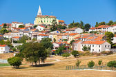 Cityscape of Vrsar, Istria, Croatia — Stock Photo