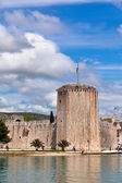 Castle Kamerlengo, Trogir, Croatia — Stock Photo