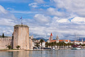 Trogir, Croatia view — Foto Stock