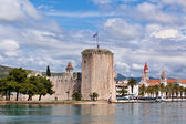 Trogir, Croatia view — Stock Photo