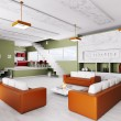 Stock Photo: Interior of modern apartment 3d render