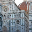 Duomo SantMaridel Fiore Cathedral. Florence, Italy — Stock Photo #12772874