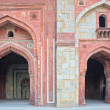 Panorama of Humayuns Tomb taken in Delhi - India — Stock Photo #12848673