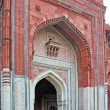 Panorama of Humayuns Tomb taken in Delhi - India — Stock Photo #12848679