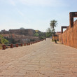The Jaigarh Fort near Jaipur is one of the most spectacular forts in India — Foto Stock