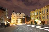 Night view of Kyiv — Stock Photo