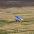 Hang gliding in Crimea — Stock Photo #13167048