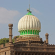 Stock Photo: Mosque in Bijapur, Karnataka, India
