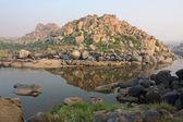 Hampi, India — Stock Photo