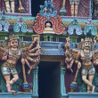 Stock Photo: Meenakshi hindu temple