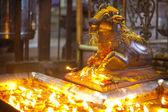 Meenakshi hindu temple — Stock Photo