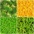 Foto de Stock  : Vegetables for cooking