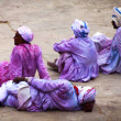 Holi celebration — Stock Photo #23394296