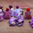 Holi celebration — Stock Photo #23394304