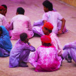 Stock Photo: holi celebration