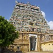 Architecture at finest in the Chidambaram temple