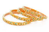 Indian bracelets — Stock Photo
