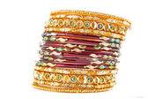 Indian bracelets — Stock Photo