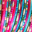 Indian bangles with different colors — Stock Photo