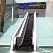 Two escalators in new modern building — Stock Photo #24916333