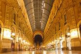 Galerie vittorio emanuele in mailand, italien — Stockfoto